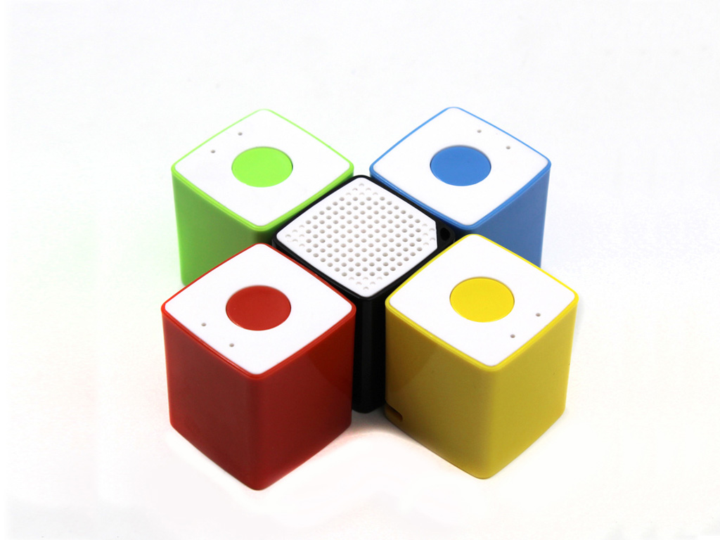 Altavoz Cube mini
